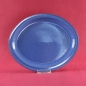 Preview: Platte oval 32,0 cm Friesland Ammerland blau