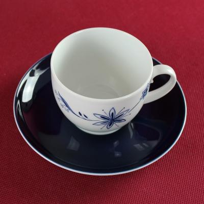 das gute geschirr aus zweiter hand rondo kaffeetasse memories blue. Black Bedroom Furniture Sets. Home Design Ideas
