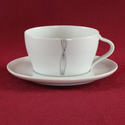 Teetasse & Untertasse Arzberg Loop Monis